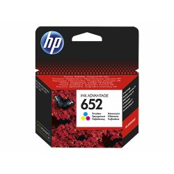 Tusz, HP, 652, Color, F6V24AE, 0889296160892