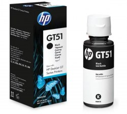 Tusz HP, GT51, black, 90ml, M0H57AE, 0190780132579