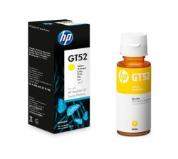 Tusz HP, GT52, yellow, 70ml, M0H56AE, 0190780132555