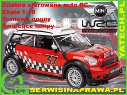 BMW, Mini Cooper, WRC,R60, 1:18, RE02342, 36418